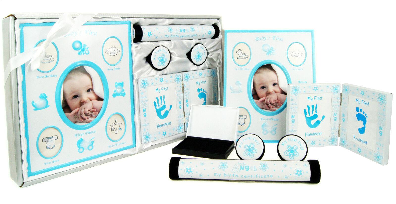 Neutral Baby Gifts Ireland : New baby gift present boy girl unisex piece keepsake set