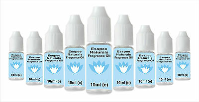 Premier Fragrance Oil - Pack of 9 x 10ml Bottles - Best Quality