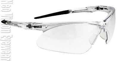 Dewalt Recip Clear Lens Safety Glasses Shooting Z87