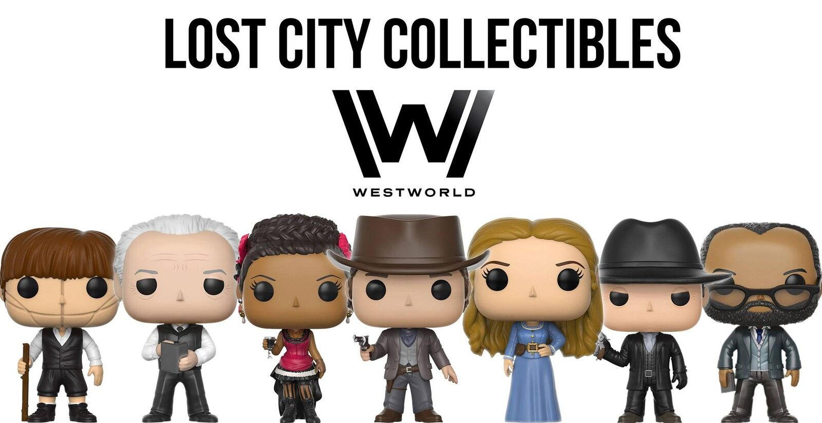 Lost City Collectibles