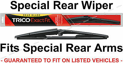 Trico 14 C 14  Rear Wiper Blade For Slide Pinch Rear Arm Suv Wagon Crossover 14C