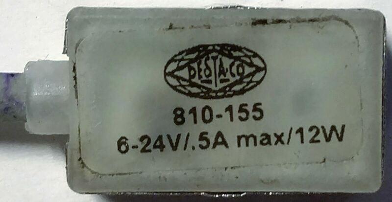 Desta Co. 810-155 Hall Effect Sensor Diodes
