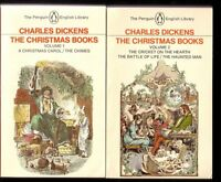 Charles Dickens Christmas Books boxed set