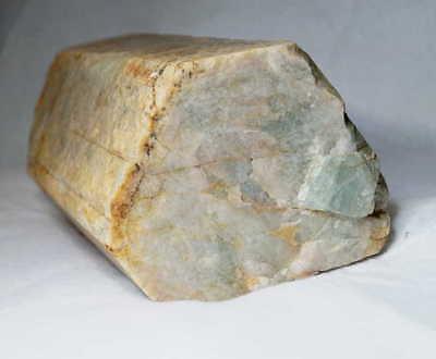 Sehr Großer Aquamarin - Rohstein ( ca. 22 x 14 x 12 cm ) ca. 6320 Gramm