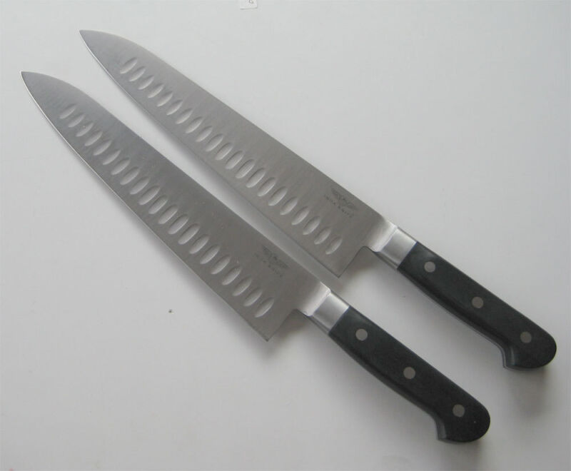 """Two pieces of 10 1/2"""" Professional Japanese Forged Kitchen/chef Knife"""