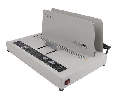 Electric Power Hot Melt A4paper Binding Machine Book Binder Binding Machine 220v