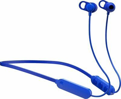 Brand New Skullcandy Jib+ Wireless In-Ear Headphones - Blue