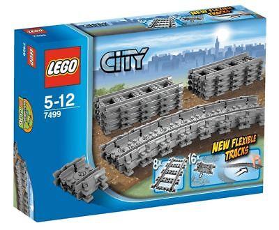 LEGO City Eisenbahn Set Schienen Set 7499  - Zubehör für Zugset 60051, 60052 online kaufen