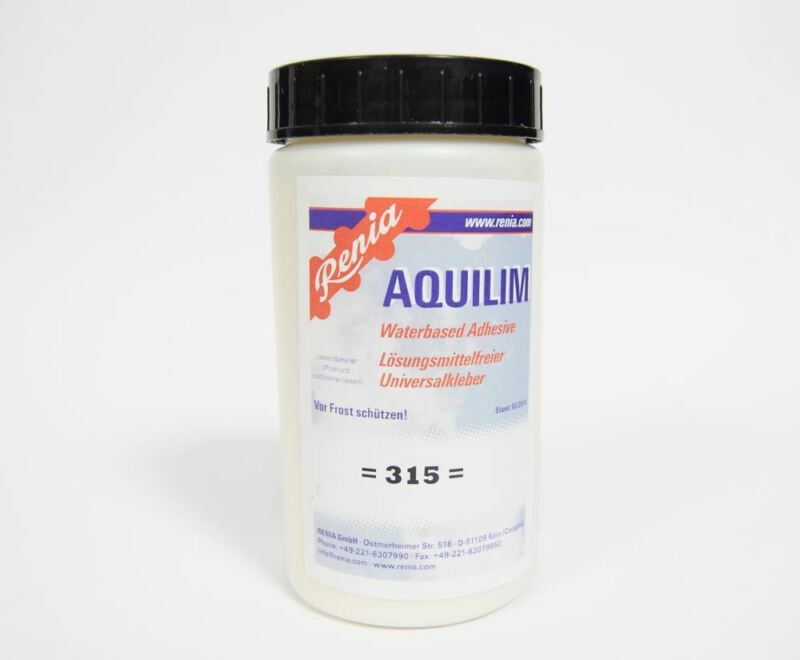 Aquilim 315 Leather Glue 500 g solvent-free for professionell use Renia Germany