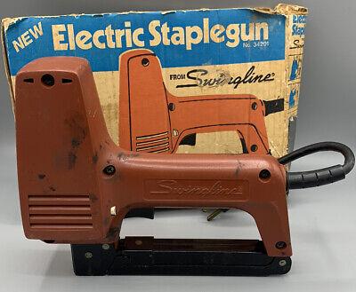 Electric Staple Gun From Swingline