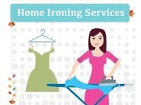 Wrinkle free home ironing