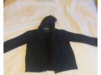 Black primark hoodie