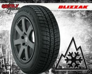 BEST SELLING WINTER TIRE !!! BRIDESTONE BLIZZAKS !!! NATION WIDE BEST PRICE !!!