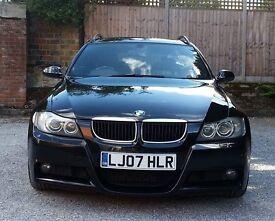 BMW 3 SERIES 2.0 320 D TOURING M SPORT 163HP