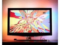 SCIMO Ambilight Board - No PC Required - Emulates Light Around The Back Of Your TV To Match!