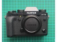 Fujifilm X-T2 with XF23mm F2