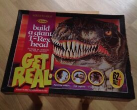 Build a Giant T-Rex Head