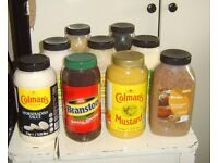catering size condiments, spices, all in date
