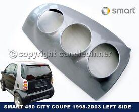 SMART REAR LIGHT PANEL SURROUND 450 CITY COUPE 98-03 LEFT SIDE