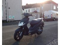 Yamaha scooter for sale 50 cc very good condition