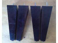 Armchair legs x4