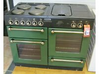 Leisure Rangemaster 110 Electric 110cm Range Cooker, inc 6 Month Cover