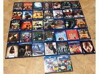 Blu-ray movies x 37