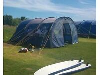 Tent Brookfield six Man Tunnel Tent with everything included