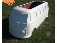 Mini VW Split Screen Van