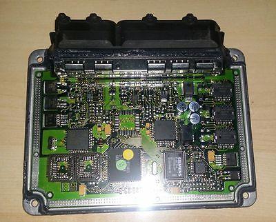 VW Caddy ALH 19 TDI ECU 038 906 018 FK   Plug and play  Tuned 0 281 010 057