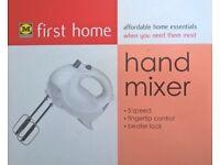 Hand Mixer - Morrisons