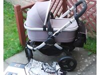 iCandy Peach Jogger Carry Cot