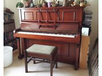 Small upright piano, very good condition. free. Buyer collects