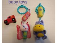 Baby / small toddlers toys / pram toys