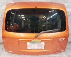 REAR HATCH GATE - TRUNK LID / HATCH / TAILGATE PRIVACY GLASS & LIFT SUPPORTS for CHEVROLET HHR EXTENDED SPORTS VAN $200