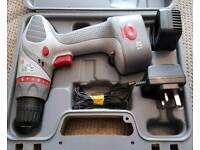 POWER PERFORMANCE 12V CORDLESS DRILL