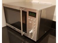 DELONGHI Combination Microwave/Grill stainless steel
