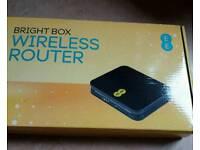 Bright box wireless router