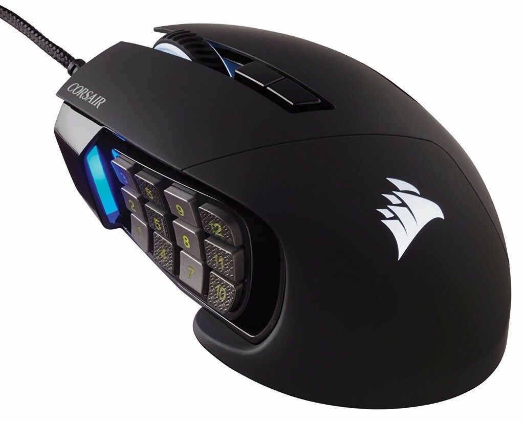 Corsair Scimitar Pro gaming mouse brand new