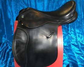 Ideal H and C (Highland and Cob) saddle
