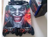 Ps4 Sony Playstation 4 Joker Edition Complete Unit with 2 controllers