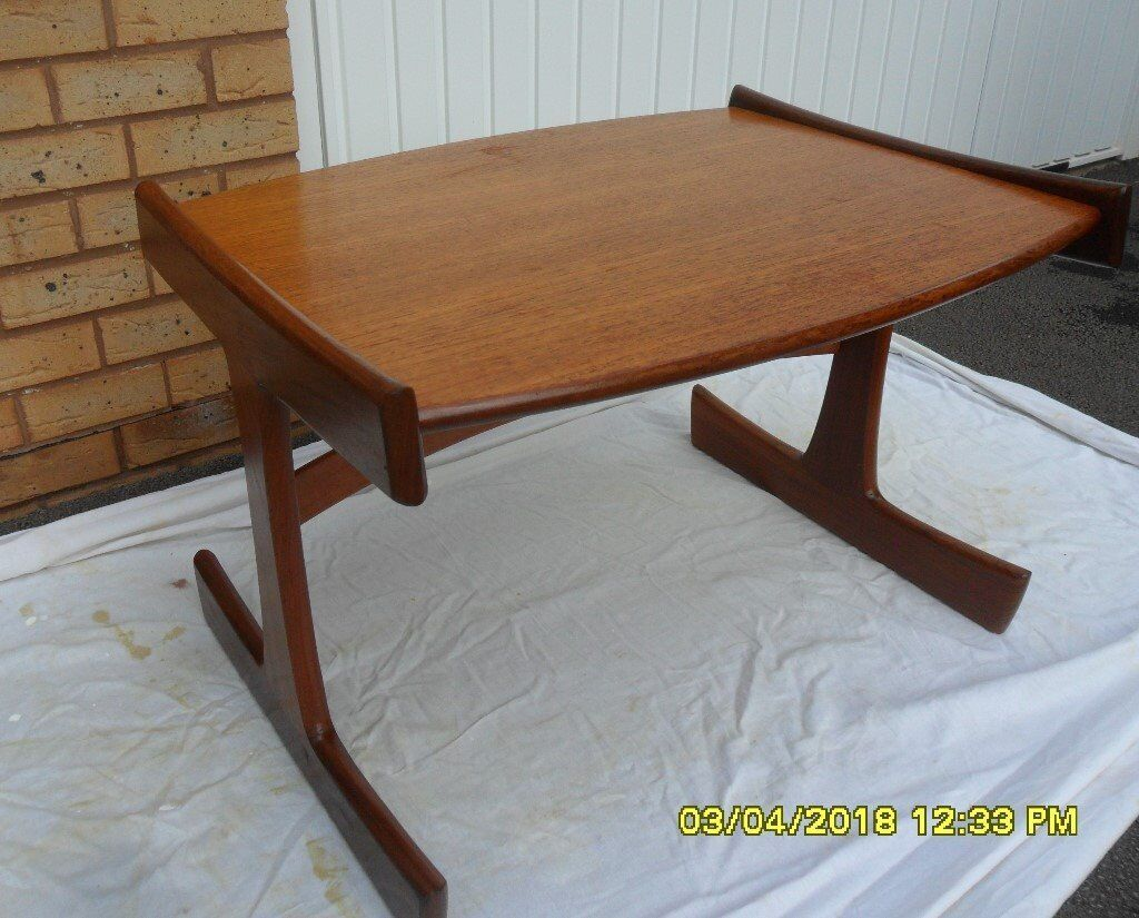 Nest Of 3 G Plan Coffee Tables Teak
