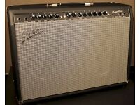 fender champ 100 , 8 weeks old, just no need for amp now