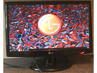 22 inch Faulty LG Flatron L2243S wide-screen Flat Panel LCD TFT Screen Monitor