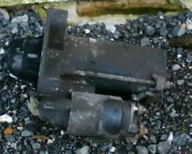 Ford focus starter motor