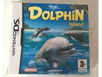 """Nintendo DS """"Dolphin Island"""" game"""