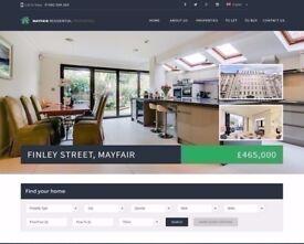 High Quality & Affordable Website Design