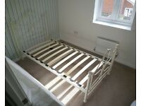 Single Bed & Mattress (Never slept in)