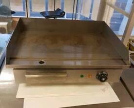Modena G818 Electric Griddle