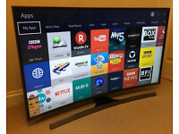 3D - **CURVED** 48in Samsung - UHD 4K LED Smart TV - Voice ctrl -HDR- WIFI-1300hz- Freeview/sat HD